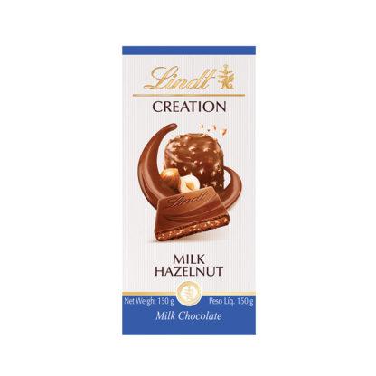 Creation Milk Hazelnut 150g