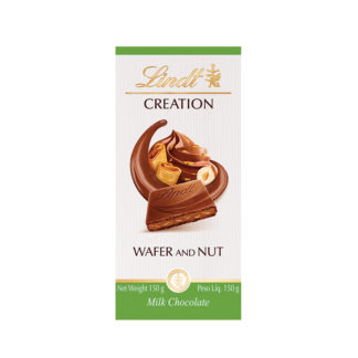 Creation Wafer and Nut 150g
