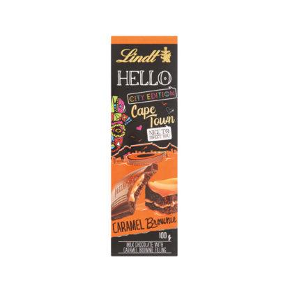 Hello Caramel Brownie 100g