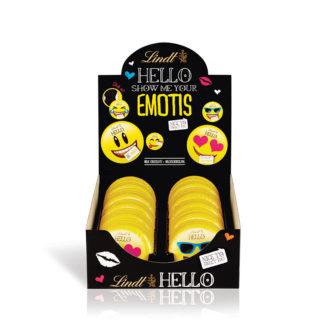 Hello Emoti Milk Chocolate 30g
