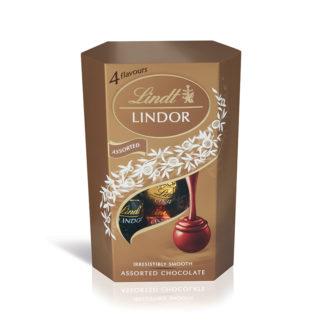 Lindor Assorted 200g Cornet_r