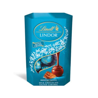 Lindor Salted Caramel_200g