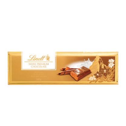 Lindt Gold Bar Milk 300g