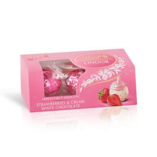 Strawberry Cream 3 pc