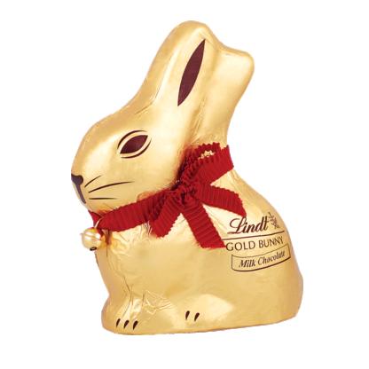 100g Gold Bunny