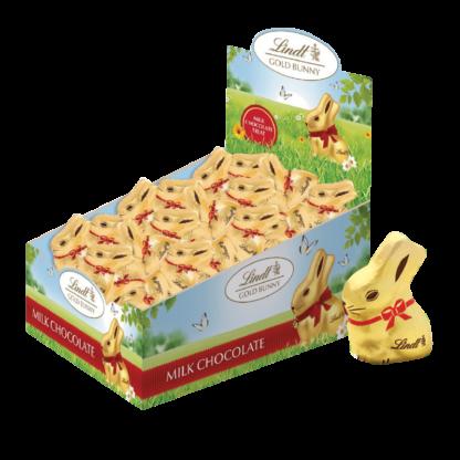 10g Gold Bunny