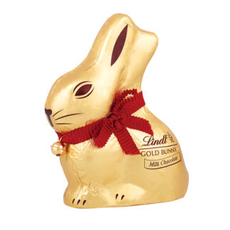 200g Gold Bunny