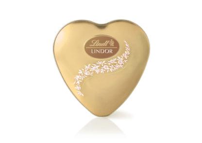 Lindor Assorted Heart Tin